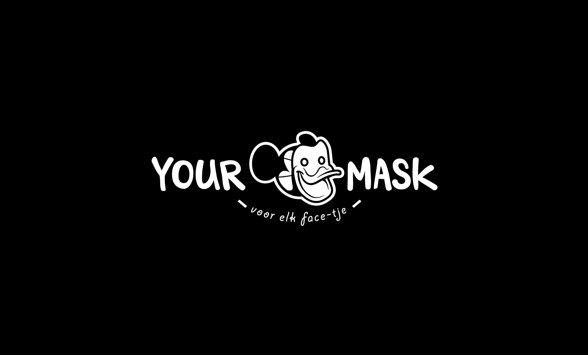 your mask logo
