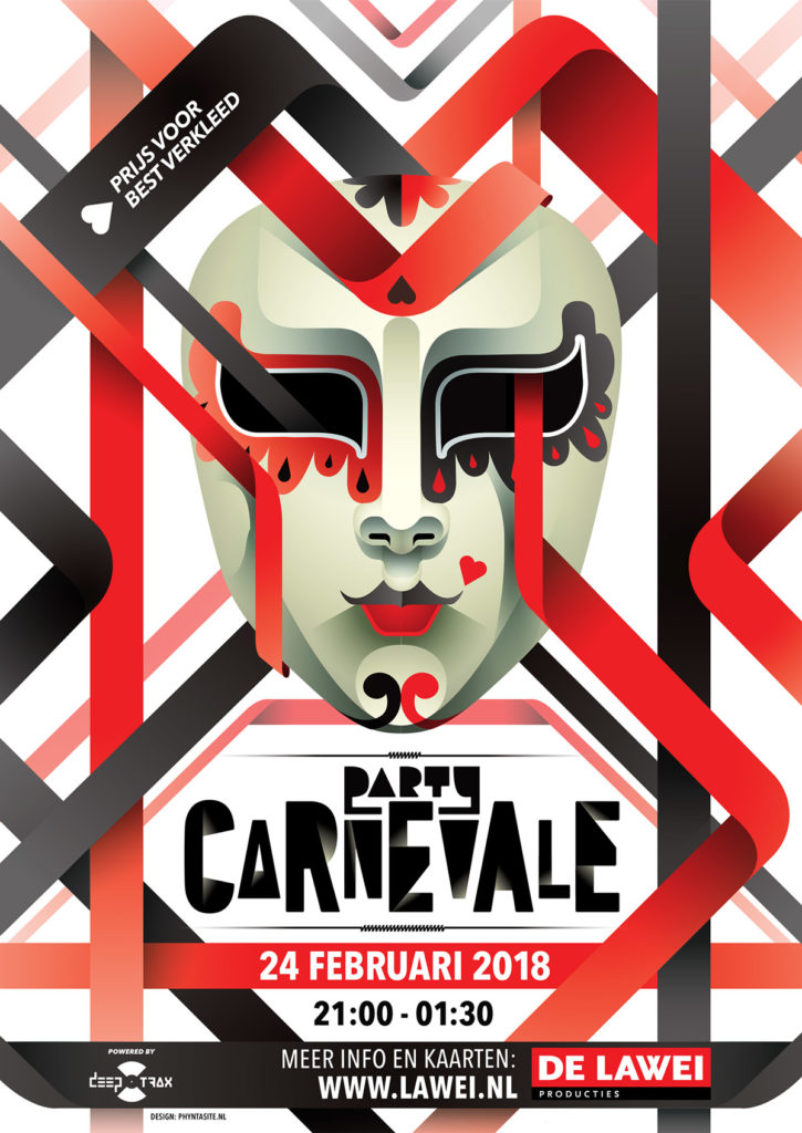 De Lawei Poster Carnevale